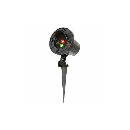 qtx GL-100RG IP65 Laser ogrodowy Czerwony Zielony Firefly, 152.771UK