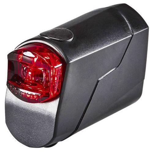 Trelock ls 720 reego oświetlenie czarny 2018 oświetlenie rowerowe - zestawy