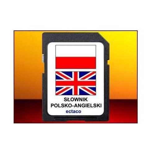 Karta z Językiem Angielsko-Polskim, do Tłumacza Ectaco Partner-500.