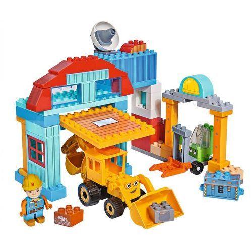 BIG Klocki Big Bloxx Bob Budowniczy Bob's Yard - BEZPŁATNY ODBIÓR: WROCŁAW!