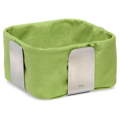 Blomus Bawełniany wkład do koszyka na pieczywo 25,5 cm desa zielony