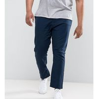 plus linen trouser - navy marki French connection