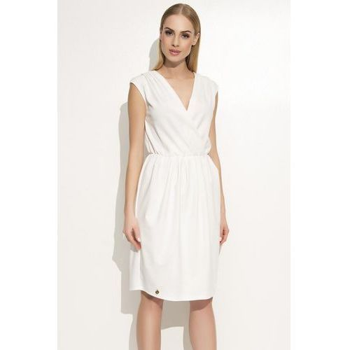 Sukienka Model M354 Ecru
