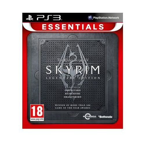 The Elder Scrolls 5 Skyrim Legendary Edition (PS3)