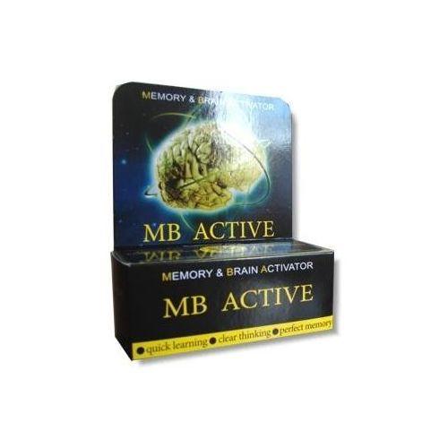Mb active x 20 tabletek marki Uniphar sp. z o.o.