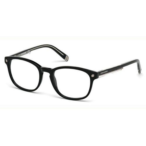 Okulary Korekcyjne Dsquared2 DQ5177 Birmingham 001