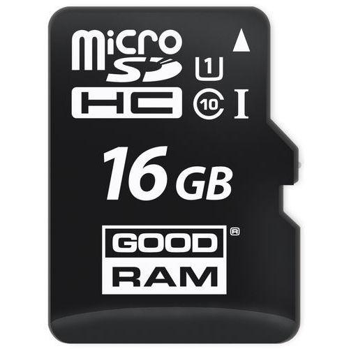 Goodram Microsd 16gb cl10 uhs-i (5908267913314)