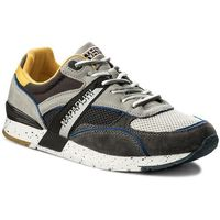 Sneakersy NAPAPIJRI - Rabari 16833619 Volcano Grey N83