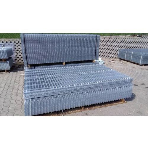 Panel ogrodzeniowy ocynkowany Fi4 1030x2500 mm