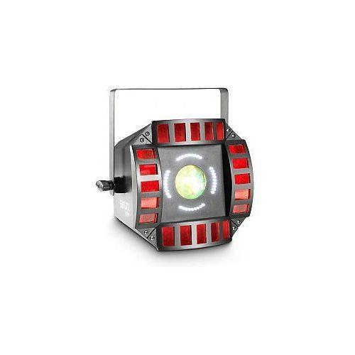 Cameo Light SERUM - 3-in-1 Derby, Moonflower and Strobe Effect Light Efekt dyskotekowy LED