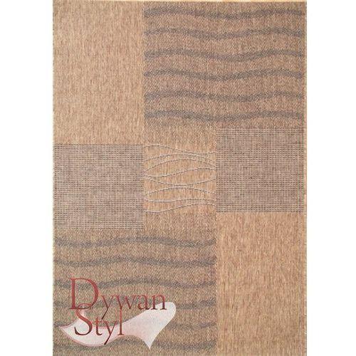 Dywan Kerala Kimolos brązowy 060x110 prostokąt - produkt z kategorii- Dywany