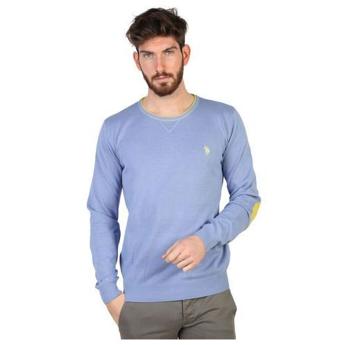 Sweter męski U.S. POLO - 42502_50357-24, 42502_50357_435-XL