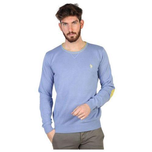 Sweter męski U.S. POLO - 42502_50357-24, kolor niebieski
