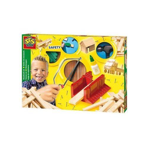 Ses nl Zestaw do prac w drewnie