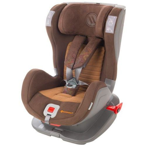 AVIONAUT Fotelik samochodowy GLIDER SOFTY FIT (9-25kg)- brązowo-beżowy (5907603466217)