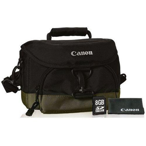 Pokrowiec CANON 700D ACC KIT SD 8GB+100EG+LC + DARMOWY TRANSPORT! (8714574551296)