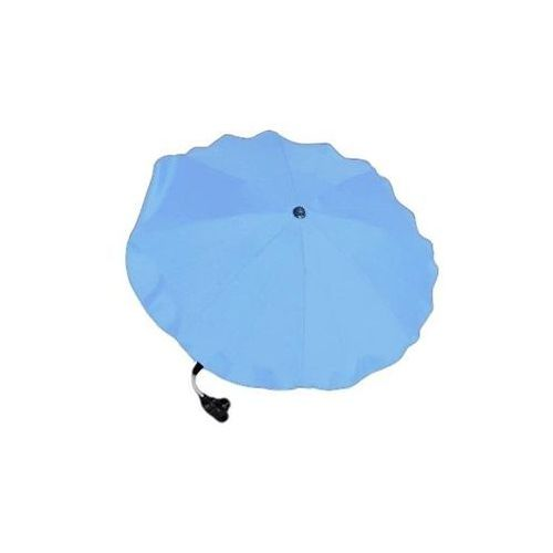Parasolka do wózka jasna niebieska marki New baby