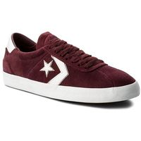 Sneakersy - breakpoint pro ox 159697c deep bordeau/dolphin/white marki Converse