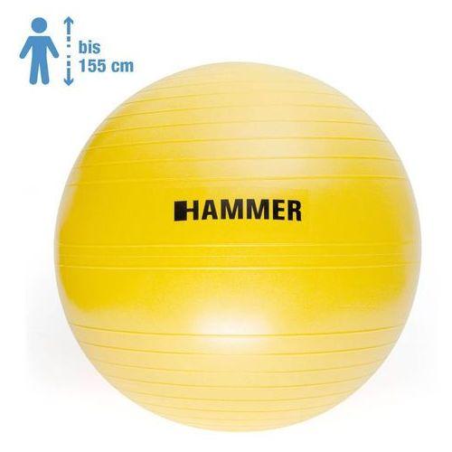 Hammer gymnastic ball 55 cm antiburst - piłka fitness