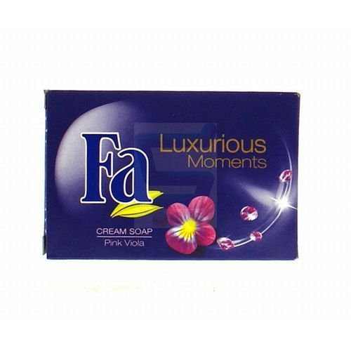 Fa Luxurious Moments Mydło w kostce Pink Viola 100 g (9000100762052)