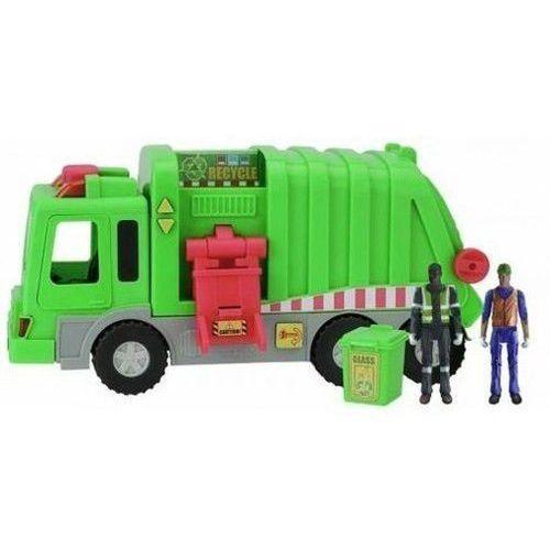 Auto śmieciarka światło-dźwięk marki Anek