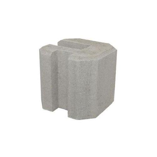 Joniec Łącznik betonowy narożny 22x22x20cm