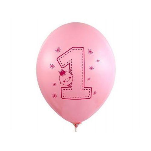 Ap Balon z nadrukiem dla dziewczynki