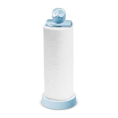 Stojak na ręczniki papierowe Elli pastelowy błękit, 5227487