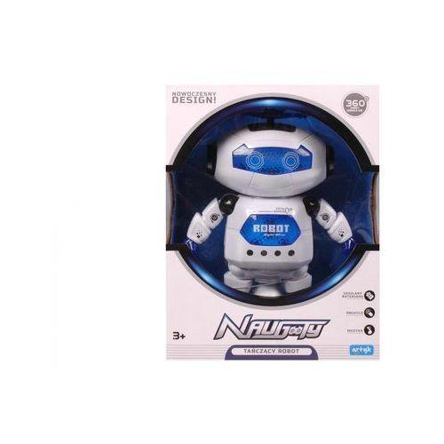 Tańczący robot ze światlem i dźwiękiem