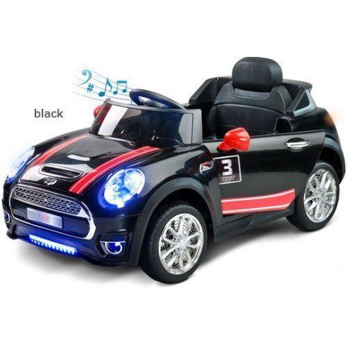Samochód na akumulator Toyz Maxi Black