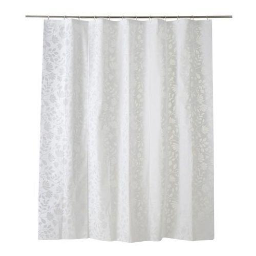 Zasłonka prysznicowa ledava 180 x 200 cm marki Cooke&lewis