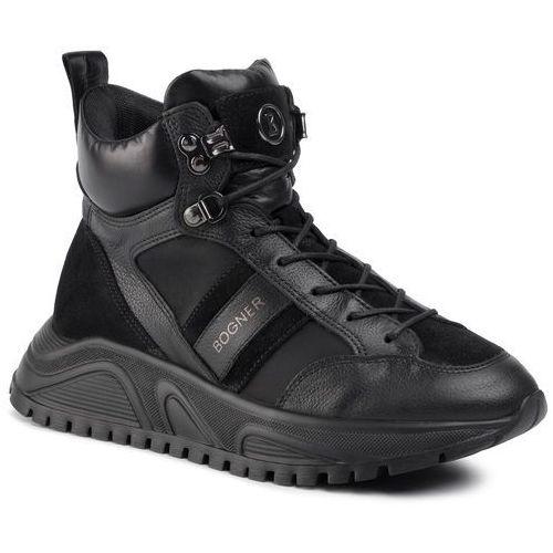 Bogner Sneakersy - new malaga 3a 293-6985 black 01