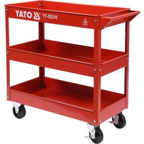 Yato Wózek warsztatowy 3 poziomy. yt-55210 - zyskaj rabat 30 zł (5906083024184)