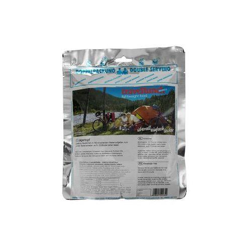 Żywność liofilizowana wołowina z makaronem 250 g 2-osobowa marki Travellunch