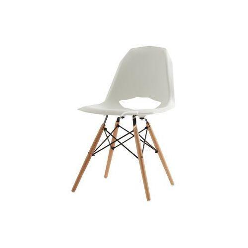 Krzesło match wood biały by marki Customform