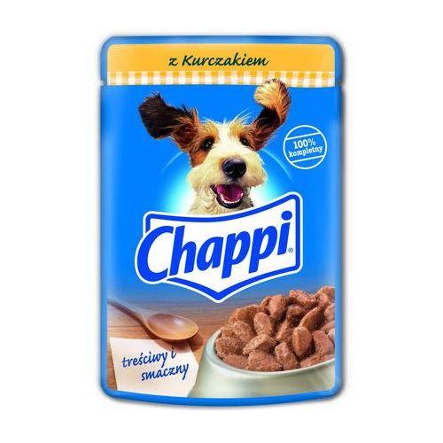 z kurczakiem w sosie 100g marki Chappi