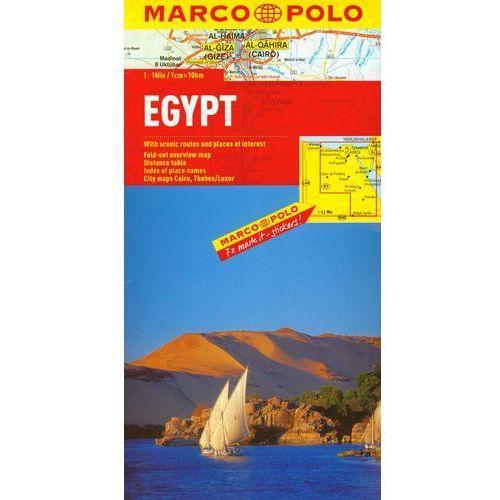 Egipt 1:1 Mln. Mapa (ilość stron 1)