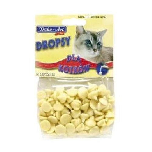 DAKO ART dropsy mleczne dla kota zawieszka