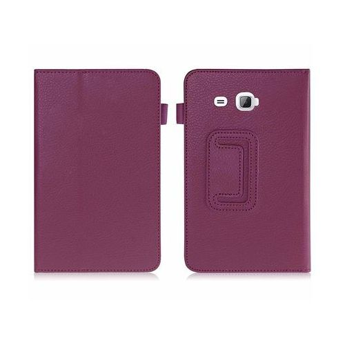 Etui STAND COVER Galaxy Tab A 7.0 T280, T285 Fioletowe - Fioletowy, kolor fioletowy