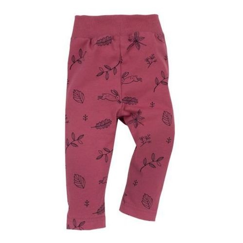Legginsy colette rozmiar 62 ciemny różowy marki Pinokio
