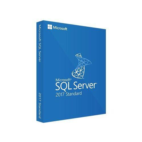 Sql server 2017 standard 64-bit marki Microsoft