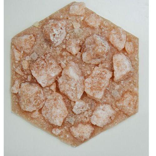 Panel solny różowy sześciobok 5 kg