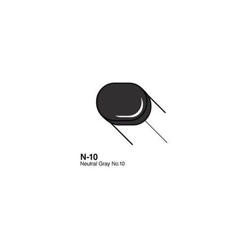 COPIC Sketch Marker N10 Neutral Gray No.10