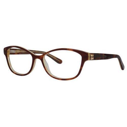 Vera wang Okulary korekcyjne mazzoli sun suede