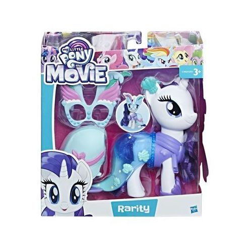 Hasbro My little pony, kucykowe damy rarity - (5010993388196)