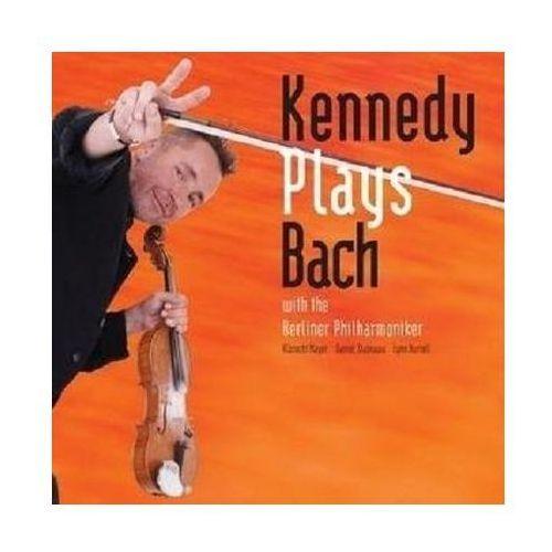 Violin Concertos A Min / E/concerto For - Berlin Philharmonic Orchestra, Kennedy, kup u jednego z partnerów