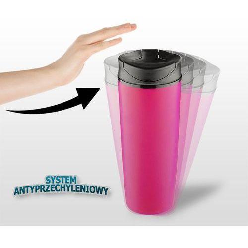 Kubek termiczny STILL 450 ml (różowy), kolor różowy
