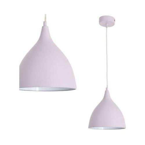 Nave Nowoczesna lampa wisząca fancy 6071624 metalowa oprawa skandynawski zwis fioletowy (1000000134322)
