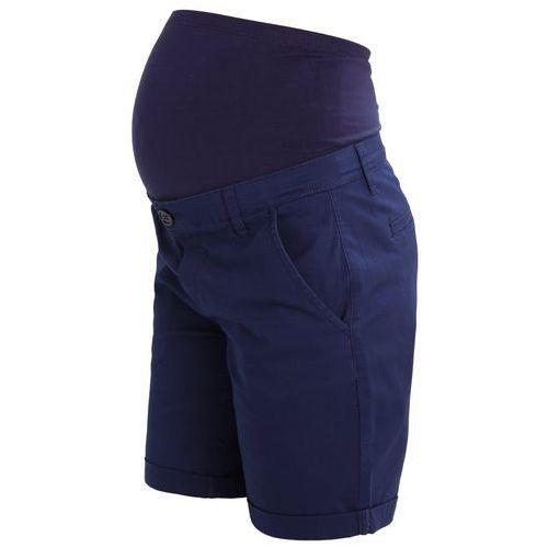 Zalando Essentials Maternity Szorty navy, kolor niebieski