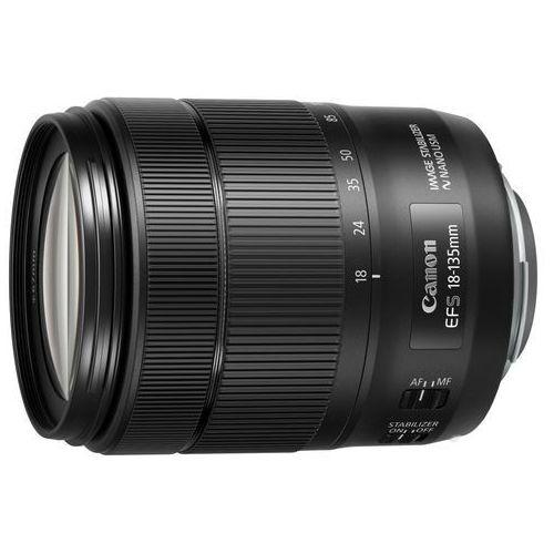 18-135 mm f/3.5-5.6 ef-s is usm nano - cashback 215 zł przy zakupie z aparatem!, marki Canon